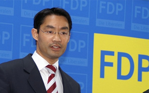 Phillip Rösler (FDP), German Federal Ministry of Economics